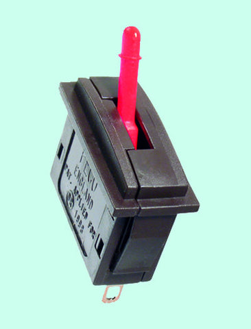 Passing Contact Switch Red