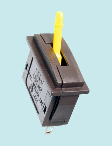 Passing Contact Switch Yellow