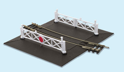 No 2 Curve Level Crossing