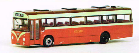 36' BET Bus - City of Oxford