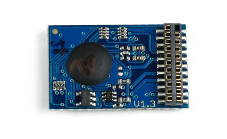 4 Function 21 Pin DCC Decoder