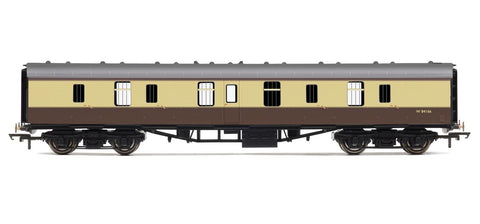 BR Chocolate/Cream MK1 Parcels Coach