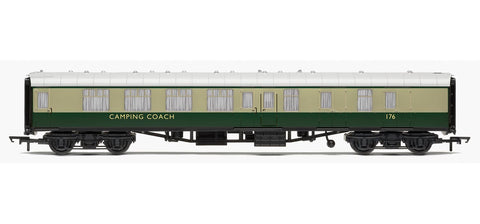 BR Mk1 Comp Holiday Coach