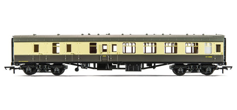 BR Mk1 Brake 3rd Chocolate & Cream