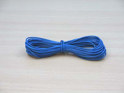 16/0.2mm Layout Wire - Blue