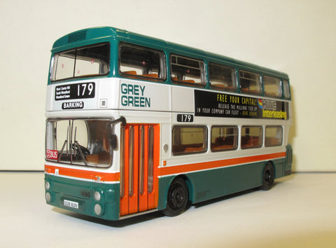 GM Fleetline - Grey Green