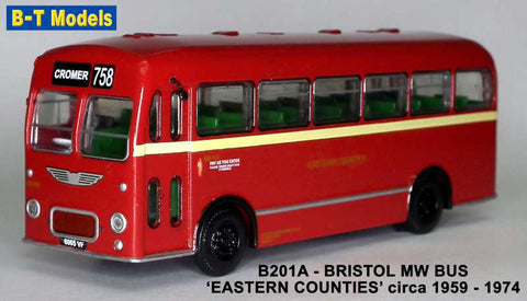 Bristol MW/ECW - Eastern Counties