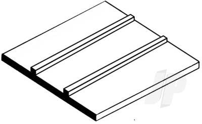 "Metal Roofing 1/4"" Spacing x 0.040"" Thick"