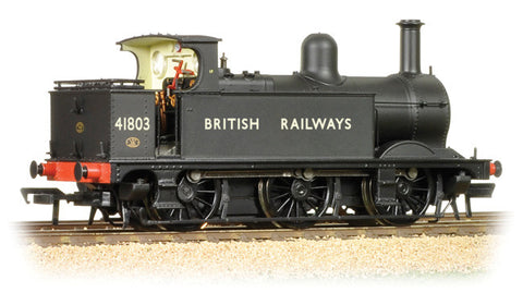 Midland Class 1F 41803 BRITISH RAILWAYS Black