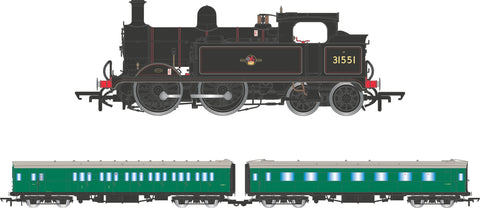 Wainwright H Class 0-4-4T Late Crest BR Train Pack