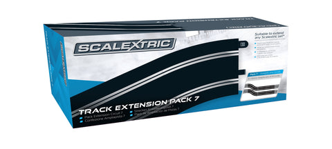 Track Extension Pack 7