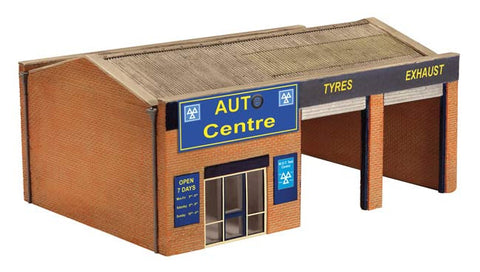 Tyre and Exhaust Centre