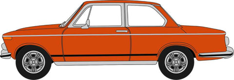 BMW 2002 - Colorado Orange