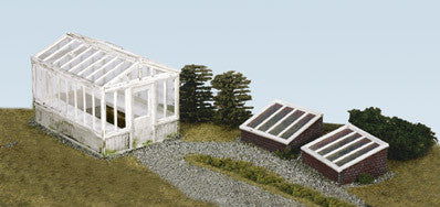 Greenhouse & Cold Frames