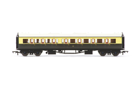 GWR Collett Coach Corridor Composite RH