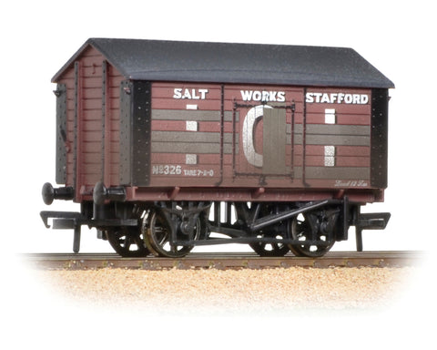 10 Ton Covered Salt Wagon 'ICI' Weathered