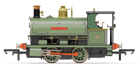 "Peckett Willians and Robinson No. 882/1902 ""NICLAUSSE"""