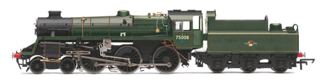 BR 4-6-0 '75008' Standard 4MT, Late BR