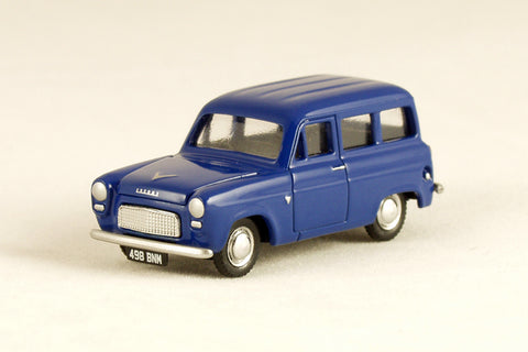 Ford Escort 100E - Dark Blue