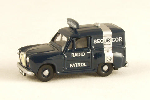 Austin A35 Van - Securicor