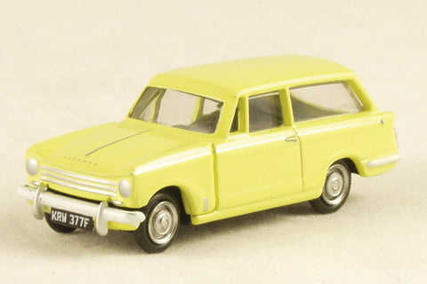 Triumph Herald 13/60 Estate - Yellow