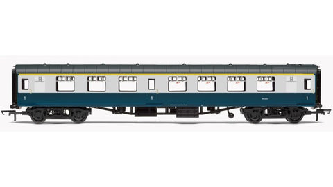 BR Mk1 Coach First Open 'W3123', Blue & Grey Livery NEW CAPEX