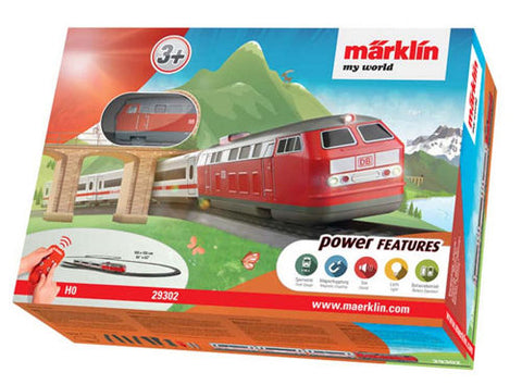 My World Intercity Train Set