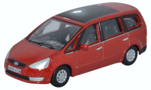 Ford Galaxy - Red