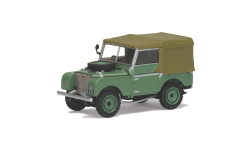 Land Rover Series 1, Cockpit Green, 1st road registered Land Rover