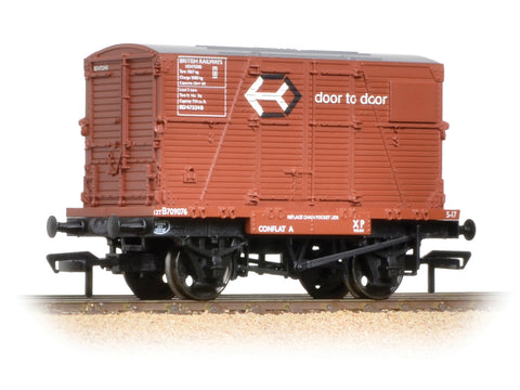Conflat with BD Container 'Door-To-Door' Weathered