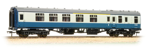 BR Mk1 BCK Brake Composite Corridor Blue & Grey