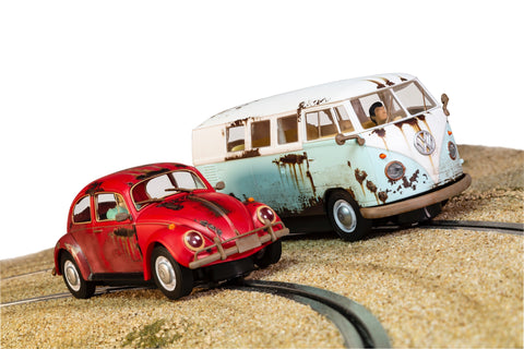 VW Beetle and Camper Van – West Coast Rat Look - Limited Edtion