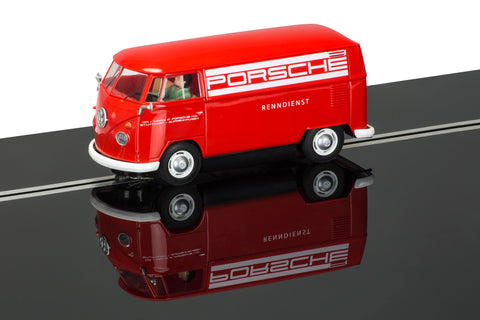 Volkwagen Panel Van - Red