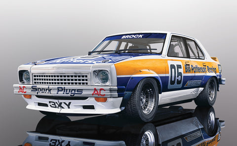 Holden Torana - ATCC 1977 - Peter Brock