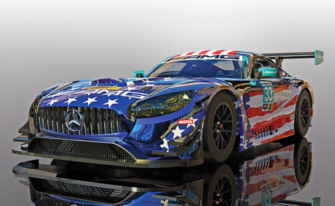 Mercedes AMG GT3 - Riley Motorsports Team