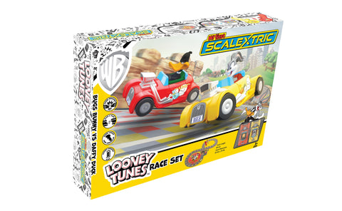 My First Scalextric Looney Tunes (Mains Powered)