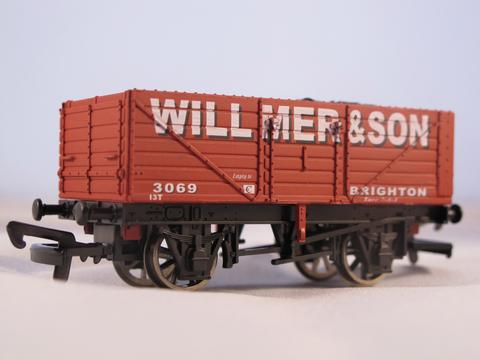 7 Plank Wagon - Willmer & Son 3069