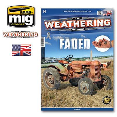 Weathering Guide - Faded