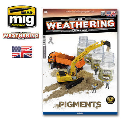 Weathering Guide - Pigments