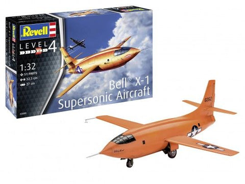 Bell X-1 Supersonic Aircraft