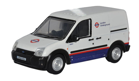 Ford Transit Connect - London Underground