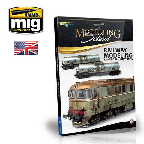 Railway Modelling - Painting Realistic Trains