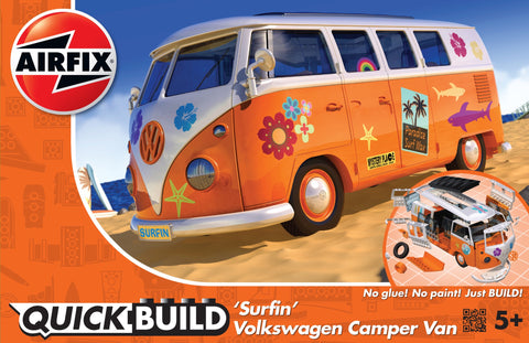 QUICKBUILD VW Camper Surfin'