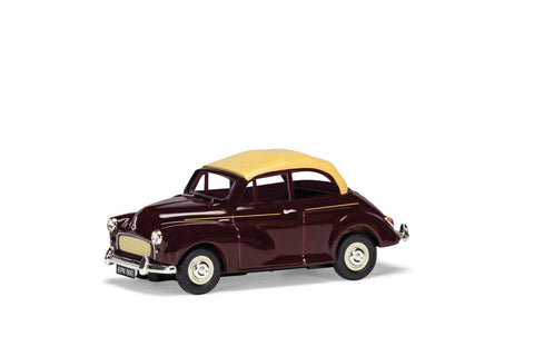 Morris Minor Convertible - Maroon 'B'