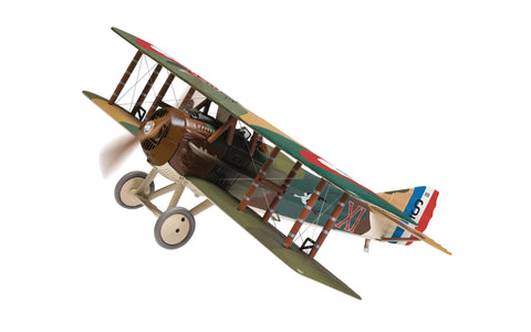 SPAD XIII S7000 - Rene Fonck, Escadrille 103, Autumn 1918. Allied 'Ace of Aces'