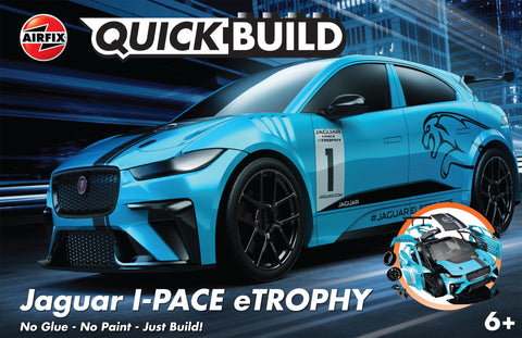 QUICKBUILD Jaguar I-PACE eTROPHY