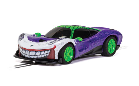 Scalextric Joker Inspired Car
