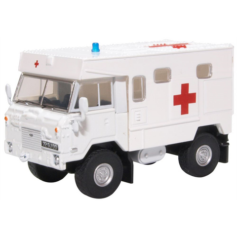 Land Rover FC Ambulance