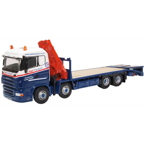 Scania Crane Lorry - Galt Transport