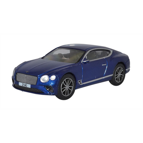 Bentley Continental GT - Blue